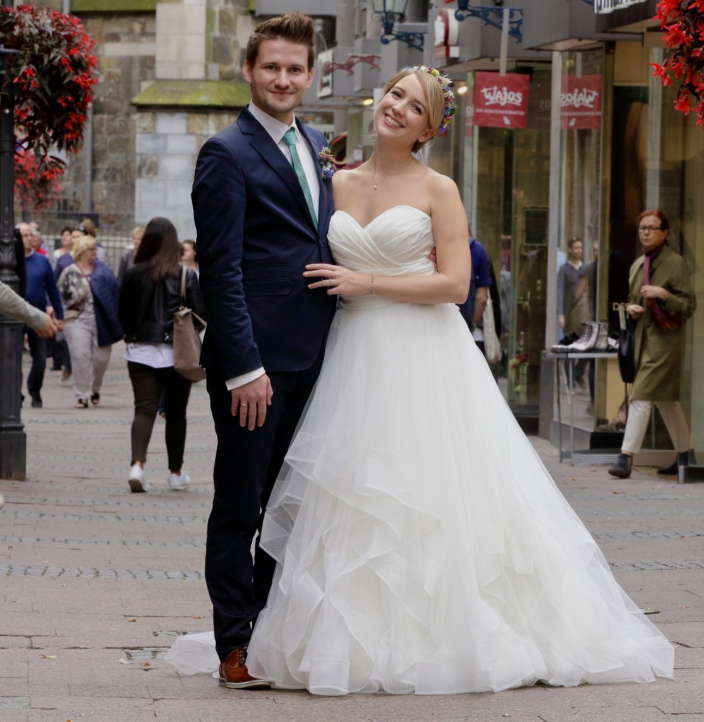 Hochzeitsshooting Aachen