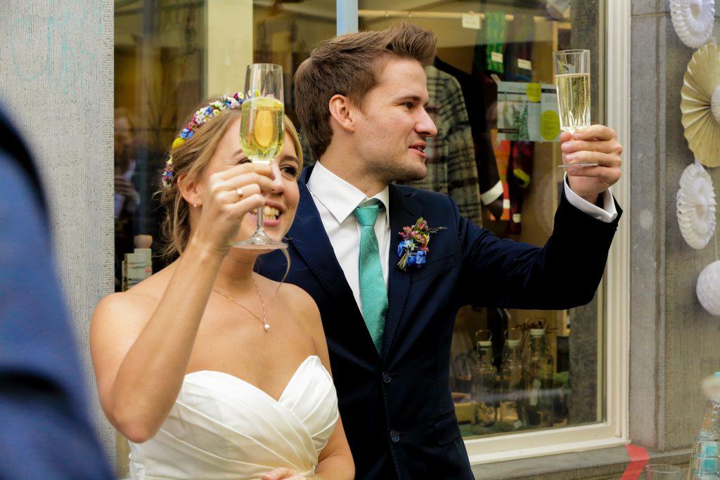 Hochzeit Annastraße