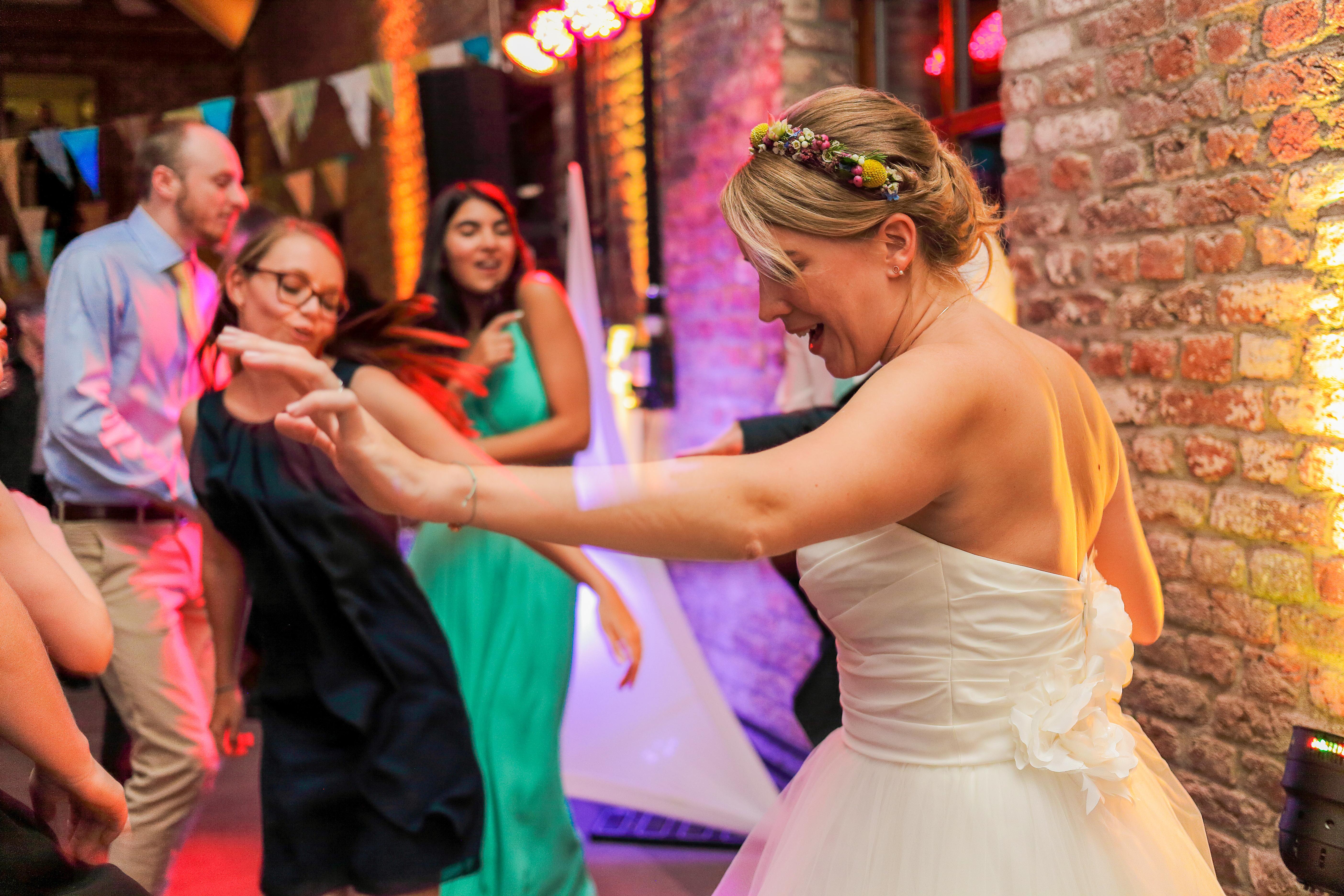 Tanzen Hochzeit Party Gut Hebscheid
