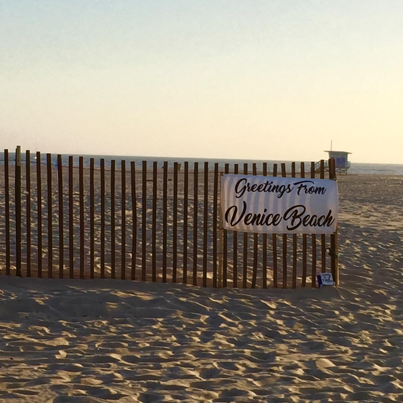 Venice Beach Kalifornien