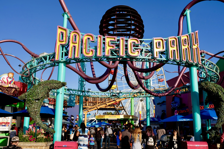Kalifornien Santa Monica Pier