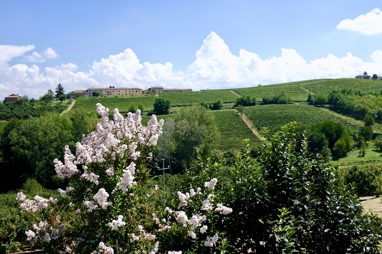 Costigliole Piemont Italien
