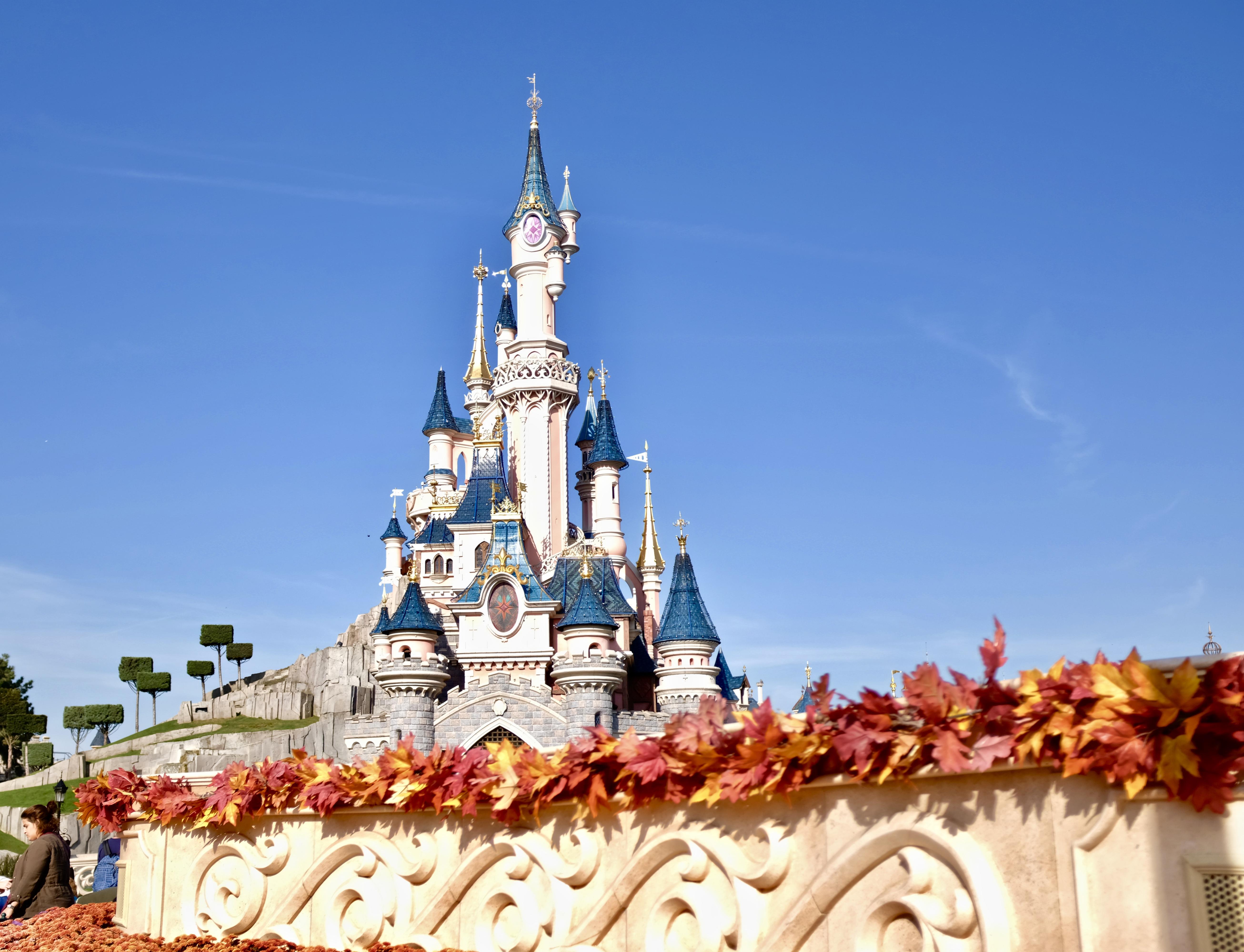 Disney Schloss Disneyland